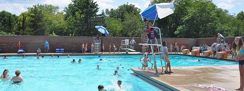 Cary Park District Pool Rental