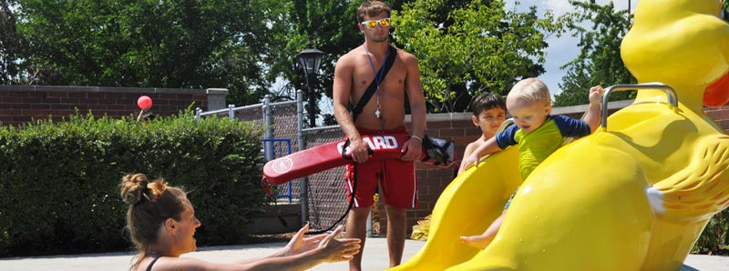 Cary Park District Community Pool