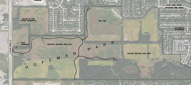 Planning Development Cary Park District